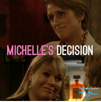 MICHELLES DECISION  EastEnders Spoilers Tonight we saw Michelle make the decision to stay in Walford! EastEnders MichelleFowler SharonMitchell JennaRussell LetitiaDean @bbceastenders