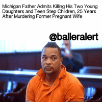 "Michigan Father Admits Killing His Two Young Daughters and Teen Step Children, 25 Years After Murdering Former Pregnant Wife- blogged by: @msjennyb ⠀⠀⠀⠀⠀⠀⠀⠀⠀ ⠀⠀⠀⠀⠀⠀⠀⠀⠀ In 1991, a Michigan man confessed to the murder of his pregnant wife. Sixteen years and a second-degree murder charge later, the man was released on parole. ⠀⠀⠀⠀⠀⠀⠀⠀⠀ ⠀⠀⠀⠀⠀⠀⠀⠀⠀ On Wednesday, nine years since his release, Gregory Green pleaded guilty to the murder of his four children in 2016. ⠀⠀⠀⠀⠀⠀⠀⠀⠀ ⠀⠀⠀⠀⠀⠀⠀⠀⠀ Back in 2007, with the help of a pastor, Green was released on his fifth request for parole. Two years later, he married the pastor's daughter, Faith Harris. Together, the couple raised four children, two of their own and two teenagers from Faith's previous marriage. However as years passed, the relationship took a turn for the worst. ⠀⠀⠀⠀⠀⠀⠀⠀⠀ ⠀⠀⠀⠀⠀⠀⠀⠀⠀ In 2013, Faith filed for a personal order of protection, which was unfortunately rejected by a judge. Three years later, Faith filed for divorce, citing a ""breakdown in the marriage relationship."" ⠀⠀⠀⠀⠀⠀⠀⠀⠀ ⠀⠀⠀⠀⠀⠀⠀⠀⠀ A few months after Faith filed, Green snapped, reverting back to his old ways. In September of 2016, Green fatally shot his two teenage stepchildren, Chadney Allen, 19, and Kara Allen, 17, in front of their mother. Faith was stabbed, shot and tied up in the basement with the bodies of her teenage children, lying beside her. ⠀⠀⠀⠀⠀⠀⠀⠀⠀ ⠀⠀⠀⠀⠀⠀⠀⠀⠀ Before calling the police, Green funneled toxic fumes into his running vehicle and put his two young children in there to die. He then carried the little girls, Koi,5, and Kaleigh, 4, back inside and placed them in the bed. ⠀⠀⠀⠀⠀⠀⠀⠀⠀ ⠀⠀⠀⠀⠀⠀⠀⠀⠀ After the vicious crime, Green called the police and confessed to the murders. Officials found him on the front porch, waiting to be taken away. ⠀⠀⠀⠀⠀⠀⠀⠀⠀ ⠀⠀⠀⠀⠀⠀⠀⠀⠀ Green is set to be sentenced on March 1. According to PEOPLE, he will serve two mandatory sentrances, followed by 45 to 100 years in prison.: Michigan Father Admits Killing His Two Young  Daughters and Teen Step Children, 25 Years  After Murdering Former Pregnant Wife  @ball eralert Michigan Father Admits Killing His Two Young Daughters and Teen Step Children, 25 Years After Murdering Former Pregnant Wife- blogged by: @msjennyb ⠀⠀⠀⠀⠀⠀⠀⠀⠀ ⠀⠀⠀⠀⠀⠀⠀⠀⠀ In 1991, a Michigan man confessed to the murder of his pregnant wife. Sixteen years and a second-degree murder charge later, the man was released on parole. ⠀⠀⠀⠀⠀⠀⠀⠀⠀ ⠀⠀⠀⠀⠀⠀⠀⠀⠀ On Wednesday, nine years since his release, Gregory Green pleaded guilty to the murder of his four children in 2016. ⠀⠀⠀⠀⠀⠀⠀⠀⠀ ⠀⠀⠀⠀⠀⠀⠀⠀⠀ Back in 2007, with the help of a pastor, Green was released on his fifth request for parole. Two years later, he married the pastor's daughter, Faith Harris. Together, the couple raised four children, two of their own and two teenagers from Faith's previous marriage. However as years passed, the relationship took a turn for the worst. ⠀⠀⠀⠀⠀⠀⠀⠀⠀ ⠀⠀⠀⠀⠀⠀⠀⠀⠀ In 2013, Faith filed for a personal order of protection, which was unfortunately rejected by a judge. Three years later, Faith filed for divorce, citing a ""breakdown in the marriage relationship."" ⠀⠀⠀⠀⠀⠀⠀⠀⠀ ⠀⠀⠀⠀⠀⠀⠀⠀⠀ A few months after Faith filed, Green snapped, reverting back to his old ways. In September of 2016, Green fatally shot his two teenage stepchildren, Chadney Allen, 19, and Kara Allen, 17, in front of their mother. Faith was stabbed, shot and tied up in the basement with the bodies of her teenage children, lying beside her. ⠀⠀⠀⠀⠀⠀⠀⠀⠀ ⠀⠀⠀⠀⠀⠀⠀⠀⠀ Before calling the police, Green funneled toxic fumes into his running vehicle and put his two young children in there to die. He then carried the little girls, Koi,5, and Kaleigh, 4, back inside and placed them in the bed. ⠀⠀⠀⠀⠀⠀⠀⠀⠀ ⠀⠀⠀⠀⠀⠀⠀⠀⠀ After the vicious crime, Green called the police and confessed to the murders. Officials found him on the front porch, waiting to be taken away. ⠀⠀⠀⠀⠀⠀⠀⠀⠀ ⠀⠀⠀⠀⠀⠀⠀⠀⠀ Green is set to be sentenced on March 1. According to PEOPLE, he will serve two mandatory sentrances, followed by 45 to 100 years in prison."