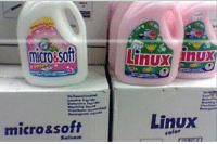 Home, Linux, and Color: micro&soft  micro&soft  Linux  Balsan  color For your home comforter