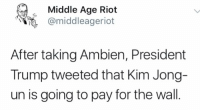 Pay For The Wall