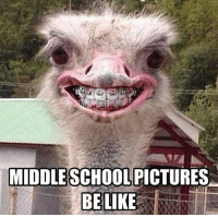 School Picture: MIDDLE SCHOOL PICTURES  BE LIKE
