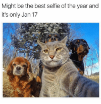 Memes, Mixtapes, and Mixtape: Might be the best selfie of the year and  it's only Jan 17 They look like they're about to drop the hottest mixtape of 2017. (@bustle)