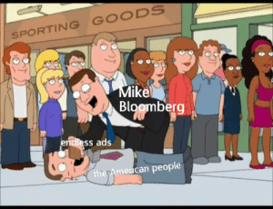 Mike Bloomberg announces his presidential bid (Nov 2019): Mike Bloomberg announces his presidential bid (Nov 2019)