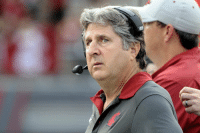 Sports, Mike Leach, and Lady: Mike Leach looks like the lunch lady. https://t.co/HMSJyoLMQD