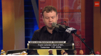 Frank Caliendo read LeBron's letter to Cleveland as Morgan Freeman. It was classic. VIDEO: .: MIKE MIKE PRESENTED BY PROGRESSIVE  Frank Caliendo's Best of NFL  Tomorrow 7ET, ESPN  OO Frank Caliendo read LeBron's letter to Cleveland as Morgan Freeman. It was classic. VIDEO: .