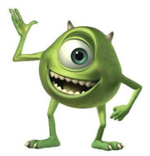 Mike Wazowski has an eye for every gender that exists: Mike Wazowski has an eye for every gender that exists
