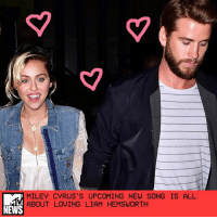 "Miley Cyrus is ready to dive into the next phase of her career, and our first taste of her new album — which is set to drop later this year — is all about the life she's built with fiancé Liam Hemsworth. _ In a candid chat with Billboard for the mag's current cover story, Cyrus is filter-free about nearly every aspect of her life — her politics, her music, her roots in country music (and the frustrating lack of acceptance she feels from country fans), the twists and turns of her explosive career, the works. _ But she also shines a spotlight on her relationship, as ""Malibu"" — the single from her forthcoming album, her first since 2015's Miley Cyrus & Her Dead Petz — finds inspiration in Hemsworth and their home in the swanky seaside city. _ ""They're going to talk about me if I come out of a restaurant with Liam,"" she told Billboard of her motivation to write put her and Hemsworth's story out there. ""So why not put the power back in my relationship and say, 'This is how I feel'?"" Cyrus reveals that she wrote the song on in the back of an Uber on her way from their home to the studio where she was shooting The Voice, and she sheds light on their 2013 breakup and reconciliation. _ ""I needed to change so much,"" she said. ""And changing with someone else not changing like that is too hard. Suddenly you're like, 'I don't recognize you anymore.' We had to refall for each other."" _ ""Malibu"" will see its release on May 11; her album is a TBD on both the title and release date fronts, so stay tuned for new info on Cyrus's next chapter. _ by Hilary Hughes: MILEY CYRUS S UPCOMING NEW SONG IS ALL  ABOUT LOVING LIAM HEMSWORTH  NEWS Miley Cyrus is ready to dive into the next phase of her career, and our first taste of her new album — which is set to drop later this year — is all about the life she's built with fiancé Liam Hemsworth. _ In a candid chat with Billboard for the mag's current cover story, Cyrus is filter-free about nearly every aspect of her life — her politics, her music, her roots in country music (and the frustrating lack of acceptance she feels from country fans), the twists and turns of her explosive career, the works. _ But she also shines a spotlight on her relationship, as ""Malibu"" — the single from her forthcoming album, her first since 2015's Miley Cyrus & Her Dead Petz — finds inspiration in Hemsworth and their home in the swanky seaside city. _ ""They're going to talk about me if I come out of a restaurant with Liam,"" she told Billboard of her motivation to write put her and Hemsworth's story out there. ""So why not put the power back in my relationship and say, 'This is how I feel'?"" Cyrus reveals that she wrote the song on in the back of an Uber on her way from their home to the studio where she was shooting The Voice, and she sheds light on their 2013 breakup and reconciliation. _ ""I needed to change so much,"" she said. ""And changing with someone else not changing like that is too hard. Suddenly you're like, 'I don't recognize you anymore.' We had to refall for each other."" _ ""Malibu"" will see its release on May 11; her album is a TBD on both the title and release date fronts, so stay tuned for new info on Cyrus's next chapter. _ by Hilary Hughes"
