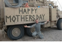 Happy Mother's Day to all you amazing Moms out there!: MILITARY EARTH A  HAPPY  MOTHERS  MAY Happy Mother's Day to all you amazing Moms out there!