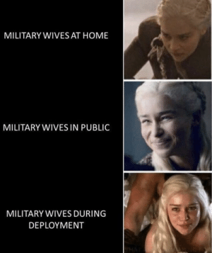 Home, Military, and Public: MILITARY WIVES AT HOME  MILITARY WIVES IN PUBLIC  MILITARY WIVES DURING  DEPLOYMENT Military wives