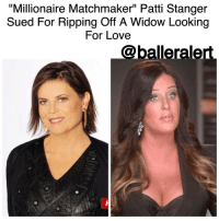 Young patti stanger 'Million Dollar