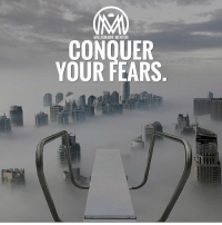 You can't keep running away from your fears. At some point in life you will have to build up the courage to face an overcome them. 🔥 Why do you think it's important to conquer your fears? Leave a comment below 👇 milionairementor conquer fears success: MILLIONAIRE MENTOR  CONOUER  YOUR FEARS You can't keep running away from your fears. At some point in life you will have to build up the courage to face an overcome them. 🔥 Why do you think it's important to conquer your fears? Leave a comment below 👇 milionairementor conquer fears success