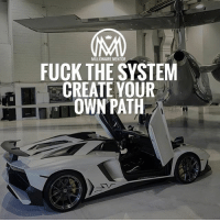 Don't play the same game everyone is already playing! Create your own success ✔️ Tell me in the comments the way you are creating your own path to success👇 millionairementor fuckthesystem success: MILLIONAIRE MENTOR  FUCK THE SYSTEM  CREATE YOUR  OWN'PATH Don't play the same game everyone is already playing! Create your own success ✔️ Tell me in the comments the way you are creating your own path to success👇 millionairementor fuckthesystem success