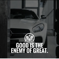 Don't conform to the pattern of this word. Be great✔️ millionairementor: MILLIONAIRE MENTOR  GOOD IS THE  ENEMY OF GREAT Don't conform to the pattern of this word. Be great✔️ millionairementor