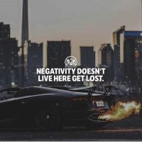 Bad, Life, and Memes: MILLIONAIRE MENTOR  NEGATIVITY DOESN'T  LIVE HERE GET LOST. F*ck negativity! Attract only positive and great things to your life. 💡 Here are some tips to help you make room for greatness: ✔️Take inventory of your life. Notice what's working, what needs adjusting, and what needs to go. Look at the way you've been living and doing your life. We can't change anything if we aren't aware of what needs changing. ✔️Detox your body. Get rid of any toxins in your body and quit those bad habits that are preventing you from feeling good and being all that you can be. ✔️Distance yourself from the negative.Ask yourself: who drains you, who brings you down, who isn't supportive, and who is no longer a match? ✔️Find balance. Are you moving your body or taking enough down time? Are you working too much and not having enough play or you time? Where can you make the shifts so you can have more of a balanced life? - Here are just some quick tips that I hope will help YOU bring more positivity to your life. Feel free to leave a comment below! - positivism nonegativity success millionairementor