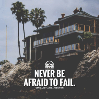 You need to risk to win. Just remember, you never lose, you LEARN. ✔️ millionairementor: MILLIONAIRE MENTOR  NEVER BE  AFRAID TO FAIL  @MILLIONAIRE MENTOR You need to risk to win. Just remember, you never lose, you LEARN. ✔️ millionairementor