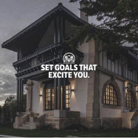 Bad, Disappointed, and Goals: MILLIONAIRE MENTOR  SET GOALS THAT  EXCITE YOU. So how can you make your goals passionate, exciting and achievable? The biggest mistake that people make when setting goals is forgetting to check in with their emotions to see what the goals mean to them and make sure that they are filling the right emotional needs. - If you want to achieve every goal you set then you have to believe in it, you have to make it exciting to you, you have to know why you have the goal and what benefits achieving it will give you, if you don't do this you will be fighting yourself every inch of the way and making life hard when you could simply change an aspect of your goal to fit it to your own values and beliefs and make it exciting to you. Always write your goals down, and make sure that you give them detail, once you have written them down take a step back and look at them and ask yourself: ✔️How will I feel when I achieve this goal? if you can answer with positive excited feelings about achieving your goal, if you know you will feel great, happy, significant, excited when you achieve the goal then it is a good goal and you will achieve it. ✔️How will I feel if I don't achieve this goal? If you answer disappointed, unhappy, sad, to this question, again you know that you have a good goal something you want to achieve, because not achieving it will make you feel bad. If you answer with words like not bothered, it doesn't matter, its not that important, then there is something wrong with your goal and you don't really want to achieve it so you need to look at it again. - You're welcome!🙌 - goals success achieve millionairementor