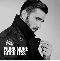 Advice, Bad, and Bitch: MILLIONAIRE MENTOR  WORK MORE  BITCH LESS  MILLIONAIRE MENTOR Whining, complaining, & bitching 🤔 My advice? Stop that sh*t, you're not the only one with problems. We love to complain VERY much. It has become the number one hobby of our generation. We bitch and moan about how awful our lives are, which is funny because those that actually do have it bad are the ones that don't complain! When you meet your friends, what do you talk about? How great your lives are and how happy you are? … We complain when we are out with friends and we complain over every social media platform known to man. What's the purpose of all this bitching? No one actually cares… you know that. Sorry if I hurt your feelings! - I know, I know… It's funny! I'm writing this post and realizing how much it sounds like I myself am complaining. Such a f*cking hypocrite, right? Lol I'm not saying that I don't like to complain myself, because I do. (We all do) it seems to be part of our nature. But don't read this the wrong way. I'm not writing this to blow off steam or to let you all know how pissed off I am, because I'm not. To be quite honest with you…I don't really care how much all of you complain because I simply just don't care. And again… No one cares. 😉 - change complain bitching success millionairementor