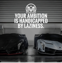 Lazy, Memes, and Ambition: MILLIONAIRE MENTOR  YOUR AMBITION  IS HANDICAPPED  BY LAZINESS Laziness is a dangerous thing. Laziness will destroy you if you don't destroy it.🔥 What do you guys think? Leave a comment below 👇 (IF you don't leave a comment below you are LAZY!) 👁 millionairementor