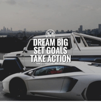 Goals, Memes, and Dreams: MILLIONAIRENEN  DREAM BIG  SET GOALS  TAKE ACTION  @MILLIONAIRE MENTOR The perfect combo💯 ✔️Dream BIG. ✔️Set goals. ✔️Take action. goals dreams action millionairementor