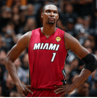 Miami Heat fear Chris Bosh will miss the rest of the season with blood clots in his lungs.: MIMMI Miami Heat fear Chris Bosh will miss the rest of the season with blood clots in his lungs.