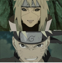 Memes, Naruto, and Never: MINATO OFFICIAL I've never really asked this question cause I just never thought about t but do you prefer when I post Minato only or naruto in general?
