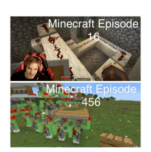 I was actually surprised: Minecraft Episode  16  earrare  Minecraft Episode  456 I was actually surprised