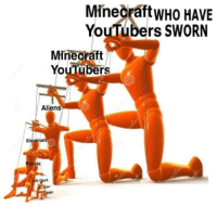 "Illuminati, Meme, and Minecraft: MinecraftwHO HAVE  YouTubers SWORN  Minecraft /  YouTubers  Aliens  Illuminati  Russia  s Govt.  You <p>This meme possesses the ability to expose the system. There is great potential in this one via /r/MemeEconomy <a href=""http://ift.tt/2G9UWDu"">http://ift.tt/2G9UWDu</a></p>"
