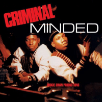 Memes, Wshh, and History: MINNDED  OGIE DOWN PRODUCTIONS 31 years ago today, BoogieDownProductions released 'Criminal Minded' featuring the tracks 'The Bridge Is Over', '9mm Goes Bang', and 'South Bronx'. Comment your favorite song off this classic album below! 👇🔥💯 @Teacha_KRSOne RIPScottLaRock HipHop History WSHH