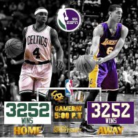 Memes, Celtics, and 🤖: MINS  NBA  NBA  GAMEDAY  SPEELRUM  WINS The Lakers and Celtics will be playing each other tonight. Both franchises have 3252 wins!