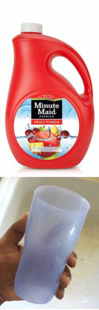 Funny, Minute Maid, and Best: Minute  at  FRUIT PUNCH Minute Maid and this cup the best duo ever https://t.co/IRiWYKK0o9