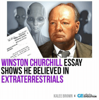 Essay On Science And Society Minute Personal Winston Churchill Essay Shows He Believedin  Extraterrestrials Collective Kale Brown X Ce Evolution Ufo Disclosure Has  Been Kept To A Minimum  Persuasive Essay Thesis Statement also How To Write A Proposal Essay Paper Minute Personal Winston Churchill Essay Shows He Believedin  Essays About Science