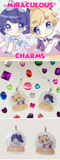 hamsteroids:  Check them out on my tictail! Stock is very limited so grab yours while you can!!! ;))): MIRACULOUS  0  CHARMS   ADYBUGIN WONDERLAND  CHESHIRE CAT NOIR hamsteroids:  Check them out on my tictail! Stock is very limited so grab yours while you can!!! ;)))