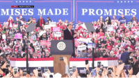 join.me, Live, and Com: MISES MADEİ PROMISES Join me LIVE in Murphysboro, IL! Great crowd for a #MAGA rally!  SIGN UP TO VOTE @ vote.donaldjtrump.com