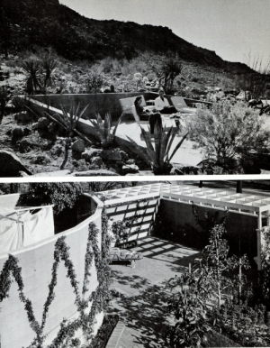 misforgotten2:  The roof of a fallout shelter makes for a excellent patio.Sunset Garden and Patio Building Book   1961: misforgotten2:  The roof of a fallout shelter makes for a excellent patio.Sunset Garden and Patio Building Book   1961