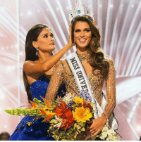 Miss France beats Haiti and Colombia to clinch MissUniverse title 👀 👑 🇫🇷@worldstar WSHH: MISS UNIVER Miss France beats Haiti and Colombia to clinch MissUniverse title 👀 👑 🇫🇷@worldstar WSHH