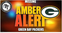 *Amber alert!* Has anyone seen the Green Bay Defense or Red Zone Offense?  #Lob360: MISSING  ALER  GREEN BAY PACKERS *Amber alert!* Has anyone seen the Green Bay Defense or Red Zone Offense?  #Lob360