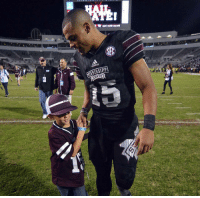 MISSISSIPPI Throwback to Dak's college football days at Mississippi State 🏈 HailState DakAttack