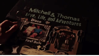 Life, Love, and Target: Mitchell & Thomas  Love, Life, and Adventures  Disco  2  First Date theshitneyspears:reblog for a long, happy, and gay as hell life
