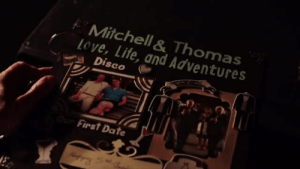 theshitneyspears:reblog for a long, happy, and gay as hell life: Mitchell & Thomas  Love, Life, and Adventures  Disco  2  First Date theshitneyspears:reblog for a long, happy, and gay as hell life