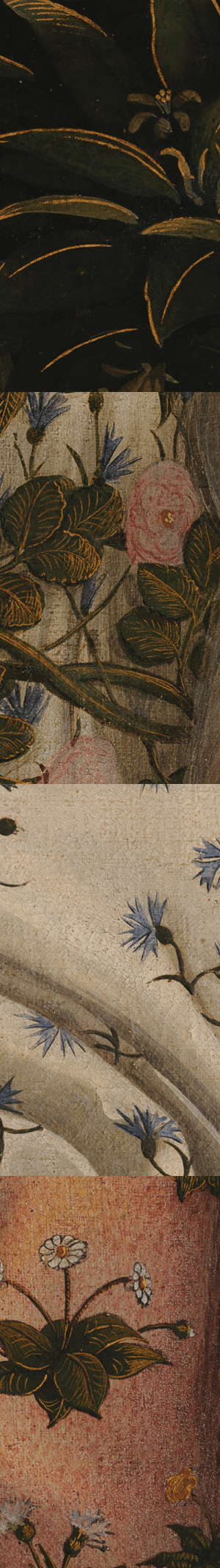 mixscrns:  Details from Sandro Botticelli, The Birth of Venus: mixscrns:  Details from Sandro Botticelli, The Birth of Venus