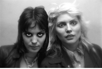 Target, Tumblr, and Devil: mizworldofrandom:   The Devil  The Angel (Joan Jett  Deborah Harry) - Scott Weiner