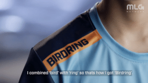 True, Tumblr, and Blog: MLC  NETWORK  l combined 'bird' with 'ring' so thats how I got 'Birdring kaubocks:huge if true