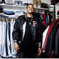 Sports, Linked In, and Aps: MLHEVER KILL, AP More money, more style: CJ McCollum takes you inside his closet, and tells you why he'll never dress like Kanye BRMag @nordstrommen (link in bio)