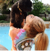 Thanks @brenna_nicole_10 for the support in our rainbow Sherbert tee order now at PawzShop.com 🐾🐶: MLSAVE  PsNZ S  THE DOGS  PAW Thanks @brenna_nicole_10 for the support in our rainbow Sherbert tee order now at PawzShop.com 🐾🐶