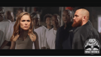 Ja Rule, Meme, and Memes: MMA MEMES How it went down when Cain beat Travis Browne. Thats me saying Ronda. Tried my best to make my voice sound like Ja Rule haha - Nate