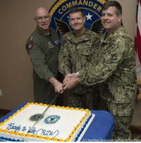 Birthday, Memes, and Cake: MMAND  MMAND  NAV  (U.S. Naw/Mass Communication Specialist 2nd Sean Rinner Members of the USNavy cut the Navy Reserve's birthday cake during the 103rd Navy Reserve anniversary celebration.