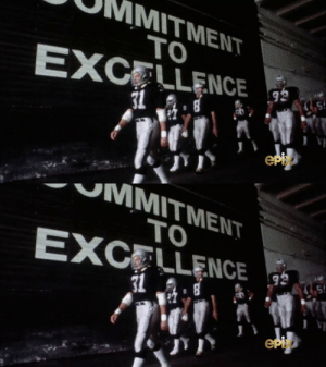 Jon Gruden now coaches the team he idolized as a kid. @Raiders @CharlesWoodson   📺: #NFLTheGrind on @EPIXHD https://t.co/uOtpeUrFVH: MMITMENT  TO  EXCELLENCE  31  ePi   AMITMENT  TO  EXCELLENCE  31  5!  epi Jon Gruden now coaches the team he idolized as a kid. @Raiders @CharlesWoodson   📺: #NFLTheGrind on @EPIXHD https://t.co/uOtpeUrFVH