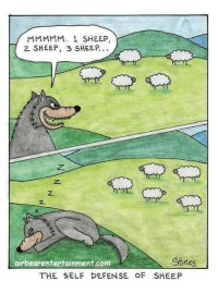 "Good, Http, and Wolf: MMMMM. 1 SHEEP,  2 SHEEP, 3 SHEEP  2.  airbearentertainment.com  Sines  THE SELF DEFENSE OF SHEEP <p>Good wolf via /r/wholesomememes <a href=""http://ift.tt/2Fjgsog"">http://ift.tt/2Fjgsog</a></p>"