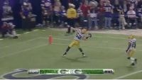 throwbackthursday when Clay Matthews stripped the ball from AP for the TD! 🧀 claymatthews packers vikings gopackgo nfl greenbaypackers: MNF throwbackthursday when Clay Matthews stripped the ball from AP for the TD! 🧀 claymatthews packers vikings gopackgo nfl greenbaypackers