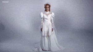 hairstylesbeauty: 100 Years of Wedding Dresses in 3 Minutes: Which year do you like the best?  : MODE hairstylesbeauty: 100 Years of Wedding Dresses in 3 Minutes: Which year do you like the best?